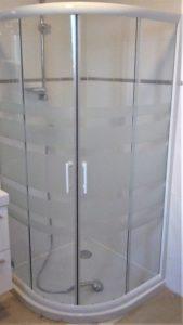 Cabine de douche massage