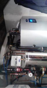 Réseau pompe à chaleur