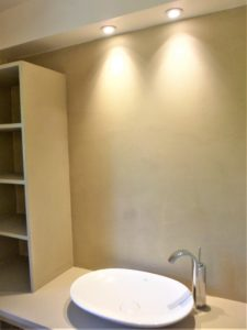 Salle de bain naturelle sur mesure