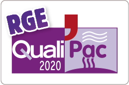 Qualification RGE Qualipac 2020