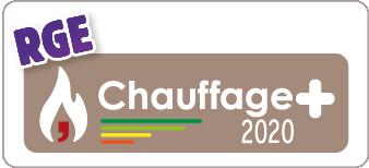 Qualification RGE Chauffage + 2020
